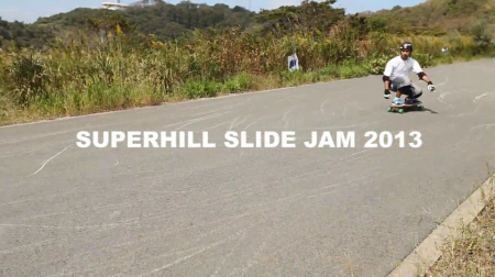 Superhill Slide Jam 2013