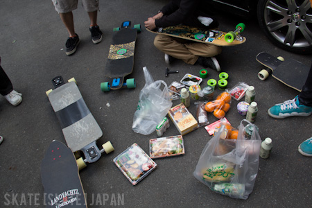 Break of Dawn Downhill In Japan Issue 12 Japan Edition™ (3 of 4)