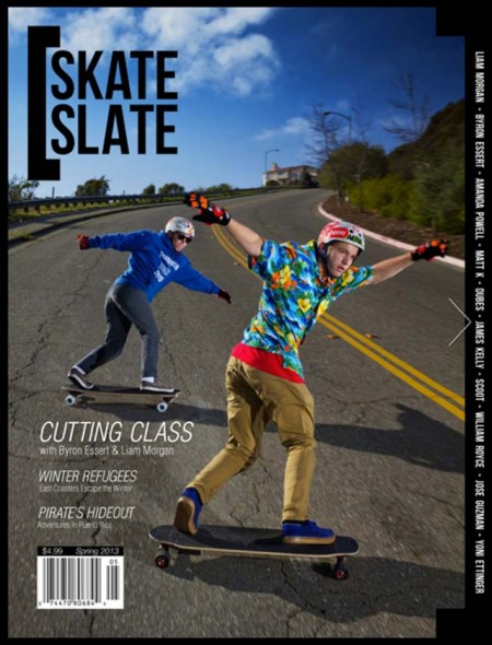 SkateSlateJapan Winter Refugee Japan Edition Cover Issue 11 Pg18