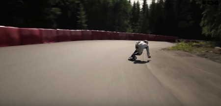 Japan's 1st Downhill Skate Race TSG Video