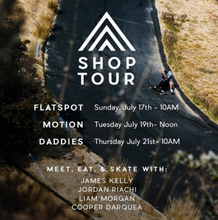 Prism Skate Co Announces The Team and Shop Tour